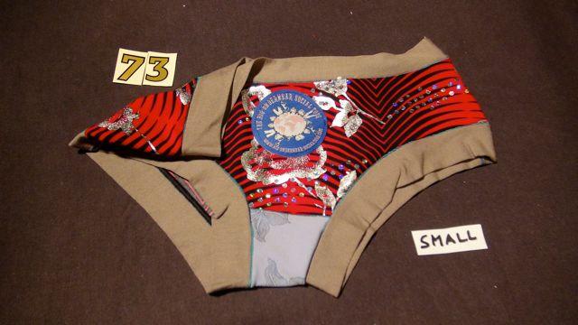 No. 73 Panties Small