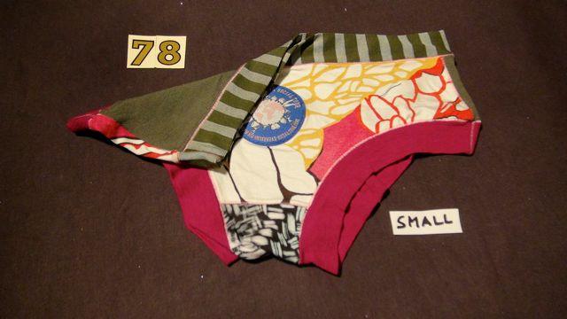 No. 78 Panties Small