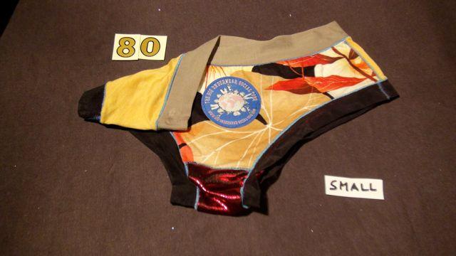No. 80 Panties Small