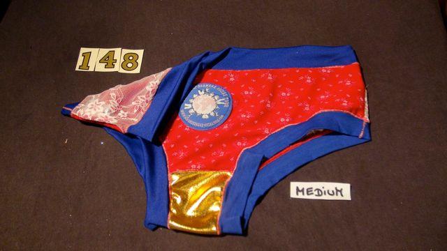 No. 148 Panties Medium