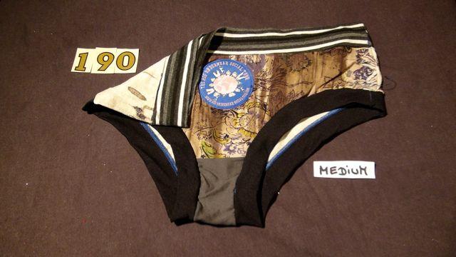 No. 190  Panties Medium