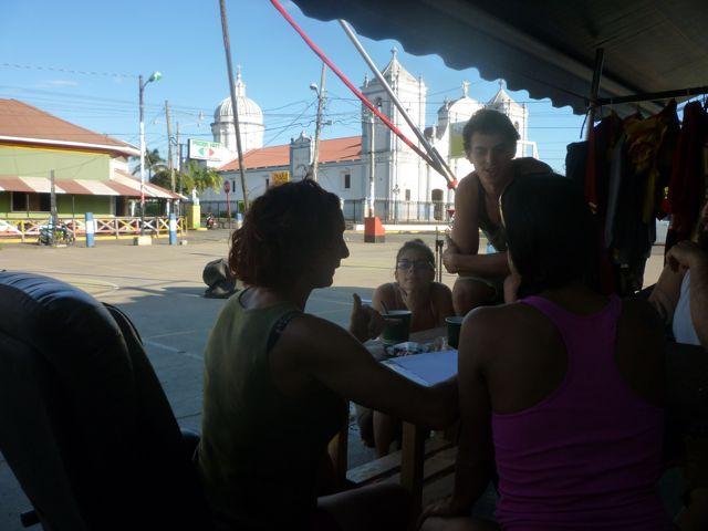 next stop... Rivas Nicaragua